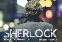 Sherlocked!  / All about Sherlock the BBC TV show and the man himself Benedict Cumberbatch :)