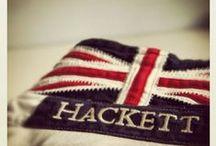 Hackett & men's style  / My british favourite style