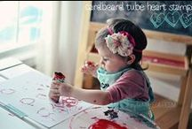 Valentine's Day Recipes and Crafts / Everything you would need to make Valentine's Day special: valentines day recipes, valentine day cookie recipes, easy valentines day recipes, valentine's day meals, valentine's day dinner, valentines day craft ideas, valentines day crafts for kids,  and diy valentine's day crafts!  / by Kayla Aimee