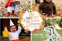 Halloween Recipes, Crafts, and Costume Ideas / Halloween is such a creative holiday! Here you will find: easy halloween recipes , halloween recipes for kids, halloween decorations, halloween parties, halloween cookie recipes, halloween crafts for kids, easy halloween crafts, and halloween costumes for all! 					 / by Kayla Aimee