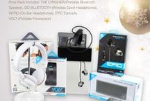 Holiday Gifts  / JLab's Holiday Gift Guide / by JLab Audio