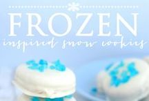 Disney's FROZEN Inspired Crafts, Recipes, Projects & More / Everything related to Disney Frozen's movie: disney frozen party ideas, disney frozen crafts, disney frozen printables, and disney frozen recipes!  / by Kayla Aimee
