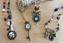 My Art / Jewelry / Here is a collection of some of my most favorite pieces, all created by my little hands :)