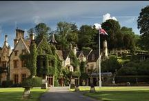 The Manor House / Breathtakingly situated in Wiltshire and on the outskirts of Bath lies Castle Combe village. Untouched since the 17th century, this chocolate box Cotswold village is home to the definitive country retreat, The Manor House & Golf Club.