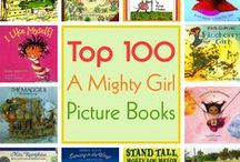 Books for 'mighty girls' / Novels with strong female characters