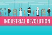 Industrial Revolution / Resources to help understand the impact of the Industrial Revolution on society