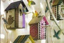 Birdhouses ❤️
