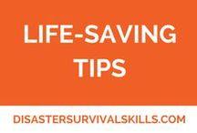 Life-Saving Skills