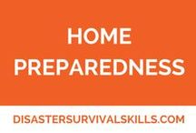 Home Disaster/Accidents Preparedness