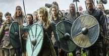 The Vikings / Curated resources for our Yr 8 students to support their research topic