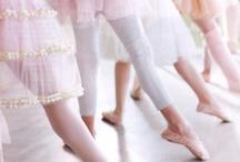 Vintage Ballerina Party / by Nicole Osbourne