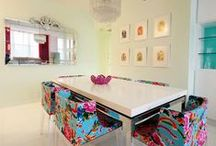 Dining Room / by Colourful Carla