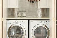 Laundry/Craft Room / by Colourful Carla