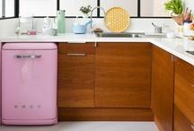 Kitchen / by Nicole Osbourne