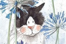Cats: Through the Artist's Eye / by Diane Ellen