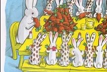 Bunny Illustrations / by Diane Ellen