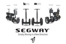 Segway Personal Transporters (PTs) / Segway Inc. is based in New Hampshire, our products are 'Made in the USA' and we are well-known as the world's leading provider of personal electric transportation.