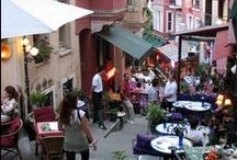 Cafes and Pubs / by Diane Ellen