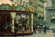 Carousels / by Diane Ellen
