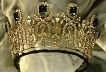 Crowns and Tiaras / by Diane Ellen