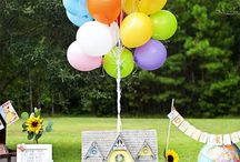 B-day Party Ideas / by Paige Hamilton