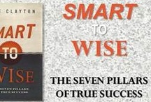 "Wisdom / Mike's book, ""Smart to Wise"" is on sale now.  http://smarttowise.co.uk"