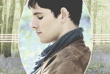 """m e r l i n / """"Merlin put that sword down you look ridiculous."""" """"No need to be a hero Merlin it really doesn't suit you.""""-Arthur / by Sara Elene"""