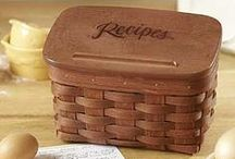 Recipe Basket / Makes any meal or gathering special with these delicious recipes.
