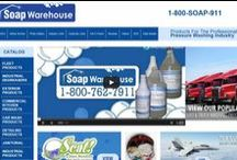 Videos for GCE and Soap Warehouse Brand products / Videos about Soap Warehouse Brand products that GCE carries. Videos can be about specific product or groups of products. To order or ask about any product shown call 1-800-762-7911