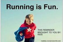I Just Kept Running...