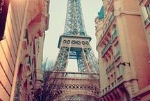 France: The Eiffel Tower / by Diane Ellen