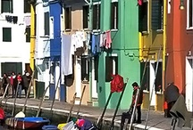 Italian Style: Burano and Murano / by Diane Ellen
