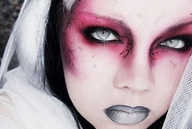 Halloween - Makeup / by Hollie Haradon