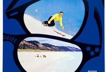 Vintage Ski Posters / by Sunshine Village