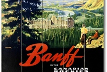 Banff: Truly a mountain community / Nestled high in the Canadian Rockies, Banff is a town that makes you feel at home and exhilarated with wonder all at the same time.