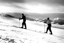 History of Sunshine Village and Banff