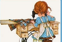Holly Hobbie  / by Bumbleberry Cottage