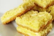 Food - Sweets - Brownies and Bars