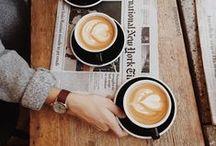 coffee, always.