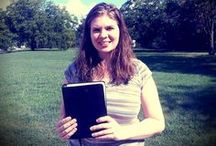 FB Photo Blitz Pictures for GOD'S DAUGHTER--Favorite Bibles! / Pictures of my readers and their favorite Bibles for the launch of GOD'S DAUGHTER--we are celebrating having Bibles, since my main character Gudrid did NOT have one.