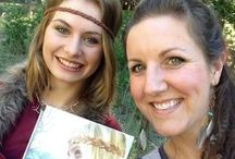 Reader Pictures with my Books!