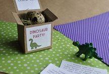 Party dinosaur / by Vanessa Evans