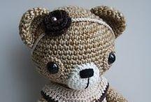 Amigurumi - teddy