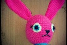 Amigurumi - bunny