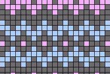 Knitting -  charts