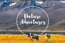 UV | Active Adventurer & Nature Lover in Utah Valley / Are you ready for an adventure? Are you prepared to take on a challenge? Can you handle the adrenaline rush of rock climbing in the canyon or shredding on the runs at Sundance resort? No matter the season, you can find your adventure in Utah Valley!