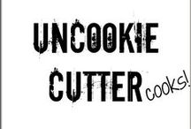 UnCookie Cutter Cooks / This is a board for the recipes shared on my site alone. Check out my other recipe boards for all things food fun!   Thanks for following along!