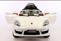 Kids Ride-on Porsche Battery Powered