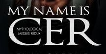 My Name is Cer / Storyboard for a paranormal/mythology erotic romance + D/s and toys.