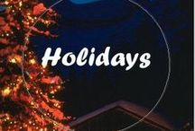 UV | Holidays / Holiday activities and more around Utah Valley from Halloween, Thanksgiving, Christmas to Valentine's Day and much more!